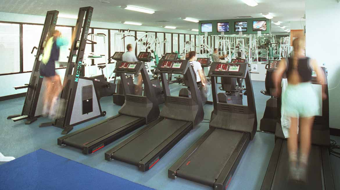 Exercising Machines