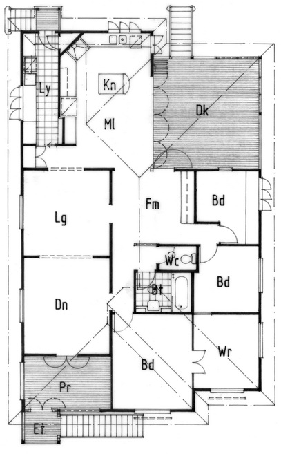 House Layout Drawing